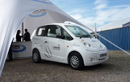 Microcab at LCV 2011