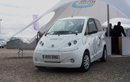 Microcab H2EV at LCV 2011