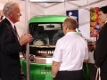 Microcab stand at LCV2008