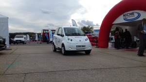 Gen 3 Microcab at LCV 2018