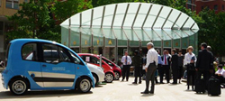 Birmingham launch of the low carbon vehicle project announced 23 June 2009