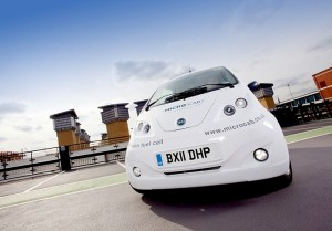 New Microcab H2EV