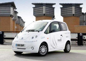 Microcab launches new H2EV