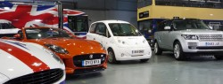 Microcab features on Midlands Today's 'Made in the Midlands'